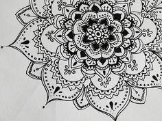 henna flowers | Henna-esk flower | Flickr - Photo Sharing!