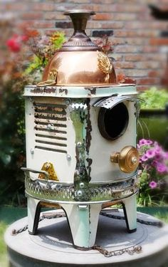 Warm & Cozy Space Heater Now For The Birds!