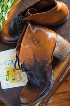 Patricia Nash boots!