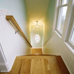 Staircase Beadboard Design, Pictures, Remodel, Decor and Ideas - page 2
