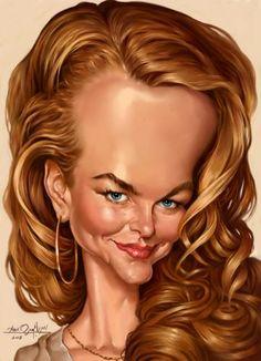Nicole Kidman  (by Amir Taqi)