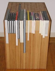 Bookshelf or stool