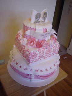 PINK CAKE Sweet 16 perhaps