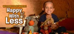 Read about a few Compassion-sponsored kids and some of their favorite toys. Do you have any similar toys around your home?