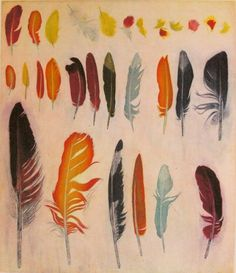 A feather for each wind that blows by Tiffany McNab - etching