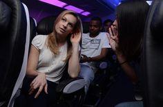 Overheard on the Bird: Virgin America Flyer Feed Blog