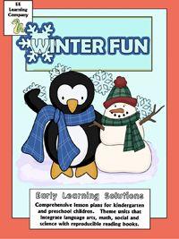 Winter Theme Unit