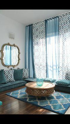 Morrocan living room