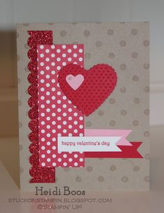idea for valentine's day card