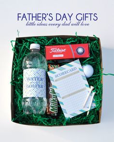 fathers day golf gift  #thepartydressmagazine