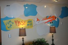 Difficulty With VBS Decorations? Problem Solved! :: :: Mr. Mark's Classroom Mr. Mark's Classroom