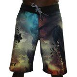 REMETEE By Affliction Praying Hands Mens Board Shorts (Misc.)  #summer