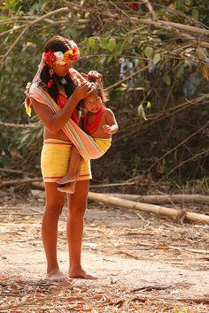 X Jogos dos Povos Indígenas by Oswaldo Forte, via Flickr