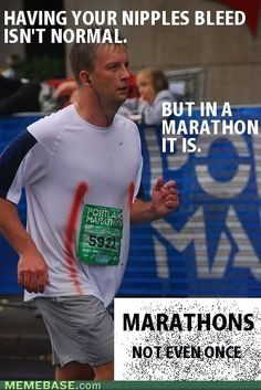 internet memes - Marathons...