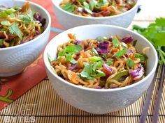 Fast, easy, delicious, and INEXPENSIVE. SNAP Challenge: Vegetable Stir Fry with Noodles - Budget Bytes