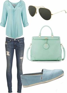 feeling blue, purs, aqua blue, tom shoes, color, tiffany blue, casual outfits, baby blues