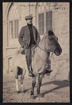 William Bangs Drew - British Plant Hunter