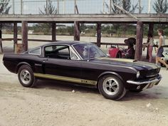 1966 Ford Mustang Shelby GT350H