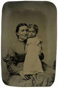 Little Miss Pouty c.1800s