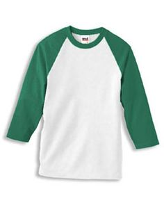 Anvil Cotton Deluxe Baseball T-Shirt