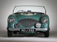 1953 Austin Healey 100 Special-Test-Car