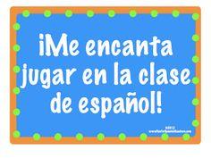 Fun for Spanish Teachers: 17 Fun Games to Play in Spanish Class!