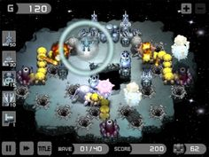 Mistwalker Corporation released six new screenshots for their upcoming real time strategy tower defense title Blade Guardian. These screenshots are all images of the combat phase, providing a good view of the combat UI. Unfortunately there are no screenshots of any building phases, but a the screenshots provide a preview of the variety of enemies.