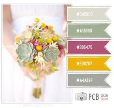 Color Crush Palette · 1.3.2013 #colorcrush