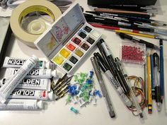 How to Organize Craft Supplies: 9 Steps - wikiHow