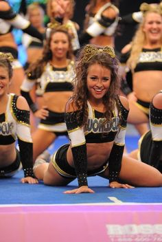 World Cup Shooting All Stars CHEER http://worldcup-shootingstars.tumblr.com/ competitive cheerleading cheerleaders competition m.9.56 moved from @Kythoni main cheerleading board #KyFun
