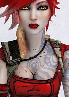 Borderlands 2 Lilith