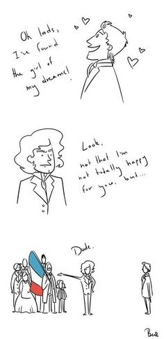 Enjolras don't care...