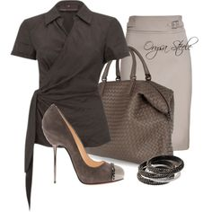 Work Fashion Outfits 2012 | Written in Stone | Fashionista Trends