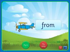 An interactive PowerPoint, linked to Letters and Sounds (Phase 4), that can be worked through at your own pace. Each slide has up to four high frequency words included and they can be viewed individually. The words 'fly in' attached to old fashioned planes and can 'fly out' once viewed. This presentation could be used for small groups and individual children in addition to whole class teaching. The Comic Sans activity is editable while the others use an embedded font (SassoonInfant)