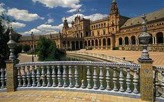 Sevilla, Spain 1998