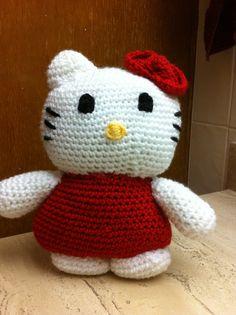 """""""Kitty en crochet. Amigurumi"""" #Amigurumi  #crochet"""