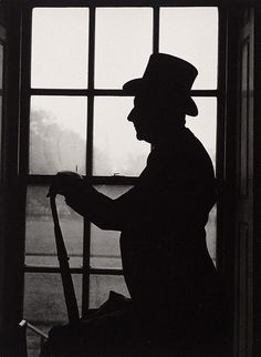 Cecil Beaton, Royal Hospital Chelsea, London 1959/ 1960 -by Lewis Morley