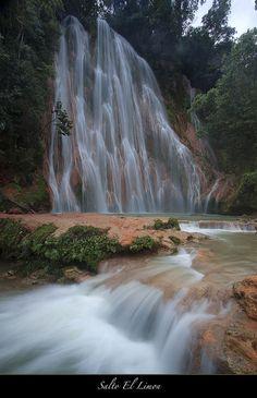 Salto El Limon, Samana, Dominican Republic
