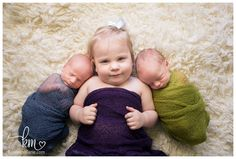 The Tohill Twins – Indianapolis Newborn Photography