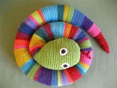 snake crochet
