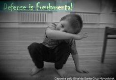 Capoeira and children