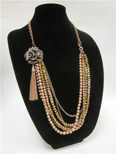 #Boho Collection Copper #Necklace