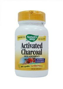 Amazon.com: Activated Charcoal, 560mg 100 Capsules: Health & Personal Care