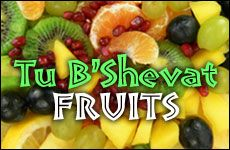 tu b shevat fruit recipes