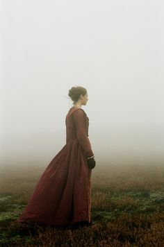Still from the upcoming Wuthering Heights