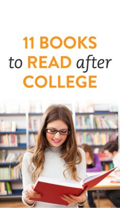 11 books to read after college