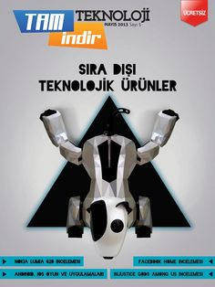 Tamindir Teknoloji Dergisi, Mayıs sayısı yayında! Hemen okumak için: http://dijimecmua.com/tamindir-teknoloji/