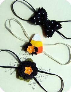Halloween headbands.