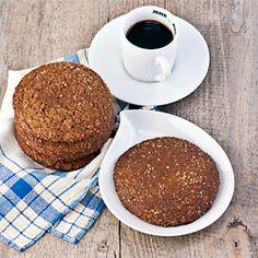 Molasses Rum Raisin Cookies