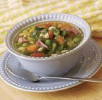 Chunky Vegetable Soup Recipe: Create Your Own